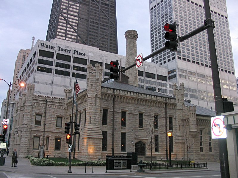 Water Tower Place building